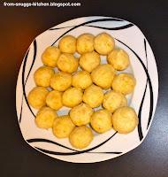Zitronen-Pop-Cakes