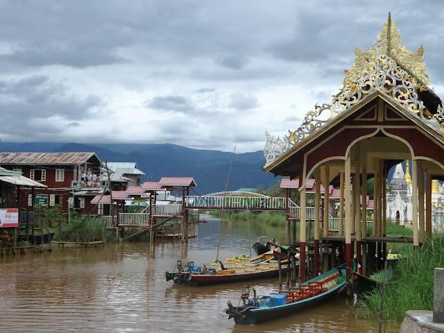 Avventure nel Mondo - Dolce Burma - lago Inle