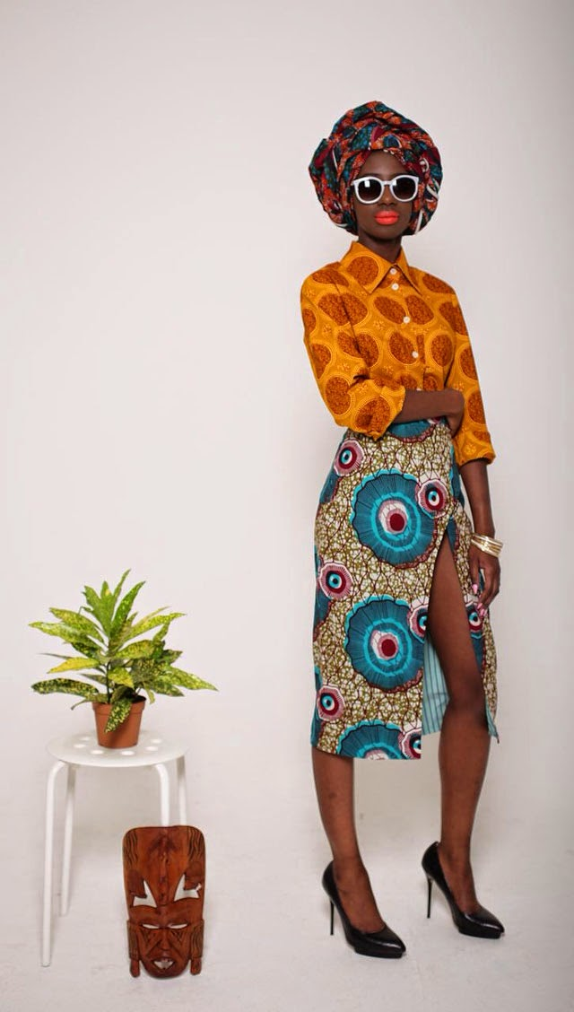 Ciaafrique african fashion beauty style Ciaafrique fashion beauty style