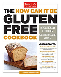 The How Can It Be Gluten Free Cookbook from Americas Test Kitchen