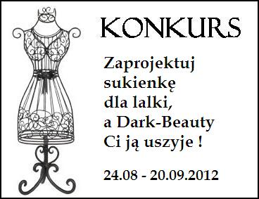 Konkurs u Dark-Beauty