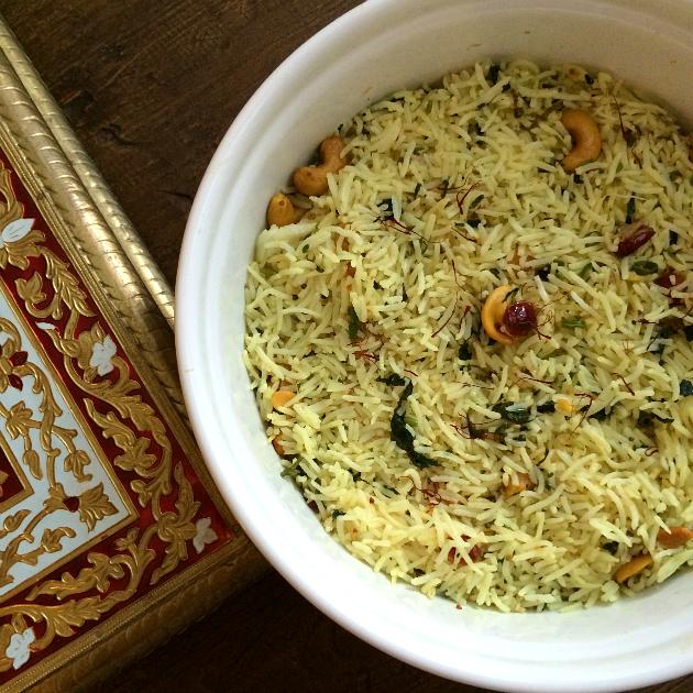 Lemon Rice, Tanvii.com