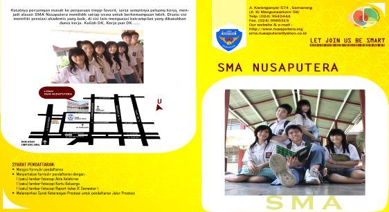 SMA Nusaputera