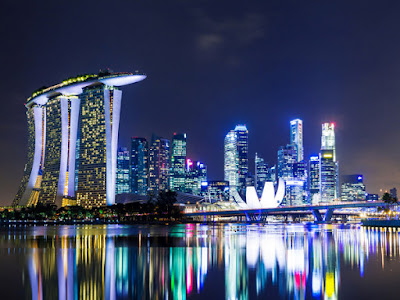 Singapur smart city