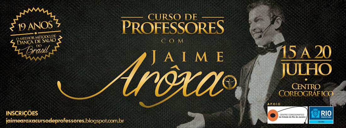 Jaime Arôxa | Curso de Professores