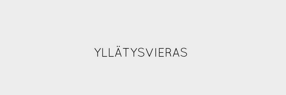 Yllätysvieras