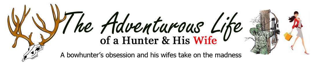 The Adventurous Life of a Hunter & His Wife