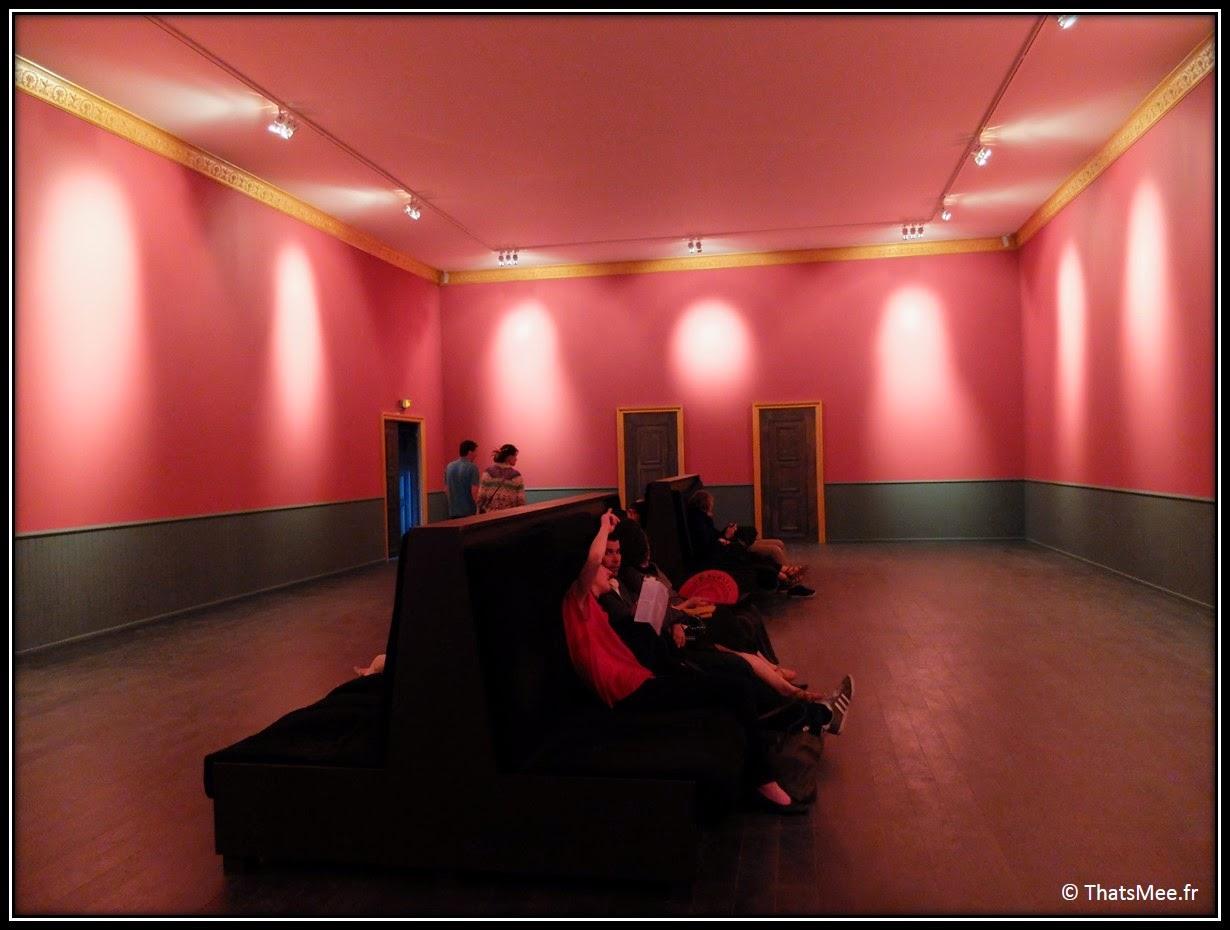 le musée vide Monumenta 2014 art contemporain Grand Palais l'étrange cité de Ilya et Emilia Kabakov artistes russes