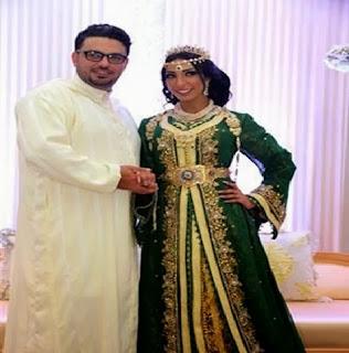 حفل زفاف دنيا باطما بالمغرب