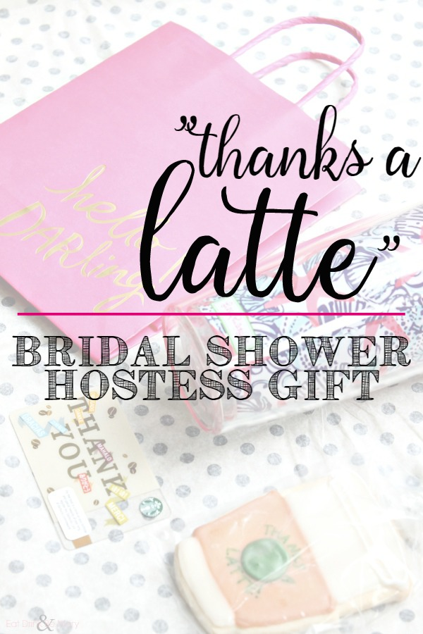bridal shower hostess gifts
