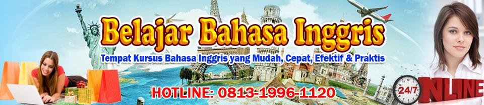 LES PRIVAT BAHASA INGGRIS JAKARTA | BELAJAR BAHASA INGGRIS