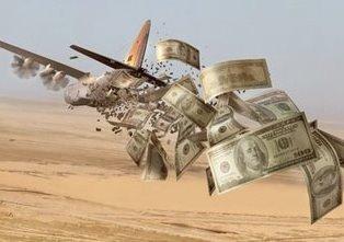Война должна быть до краха доллара