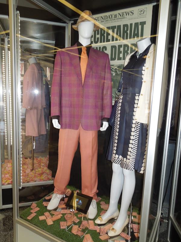 Secretariat movie costumes
