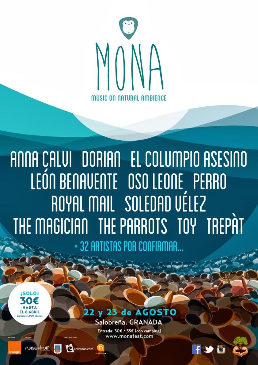 MONA FEST CARTEL 2014