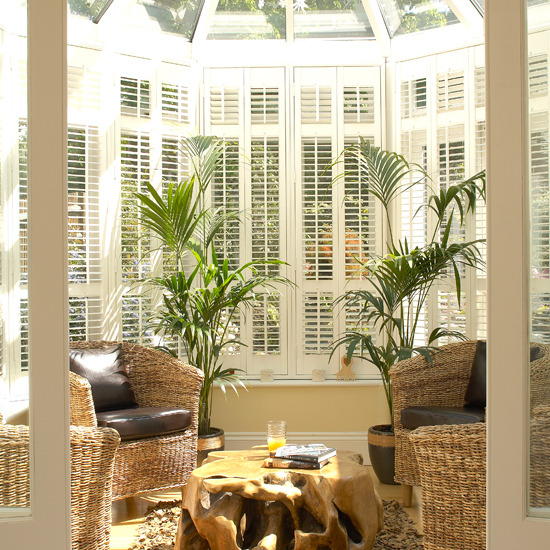 New Home Interior Design: The Best 10 of Traditional Conservatory ...