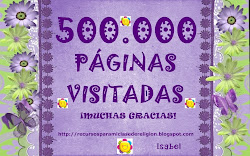 10 - 05 - 13: 500.000 PGINAS VISITADAS
