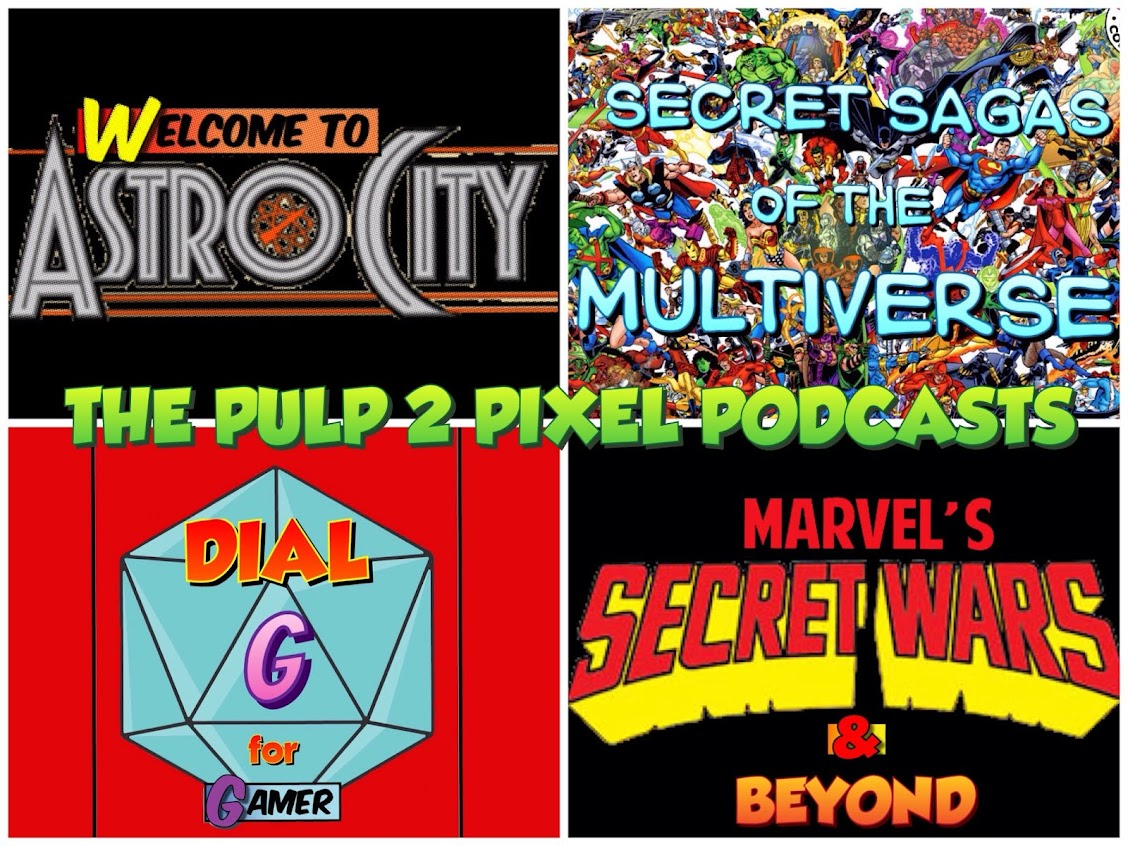 The Pulp 2 Pixel Podcast