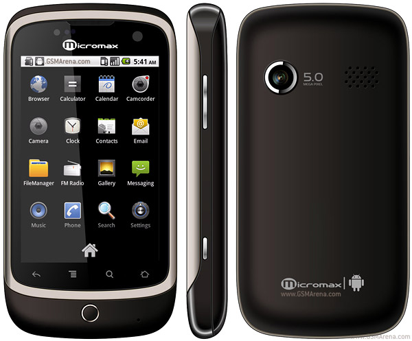 micromax android phones price and specification 2013