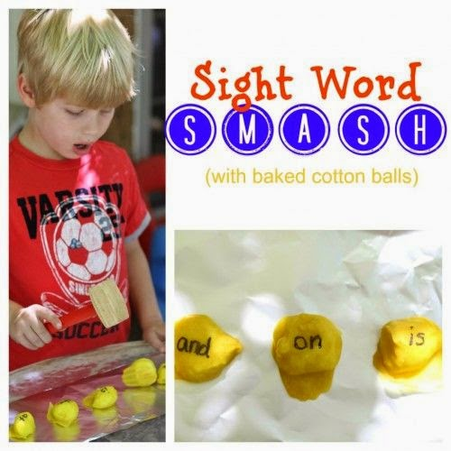http://www.icanteachmychild.com/name-and-sight-word-smash/