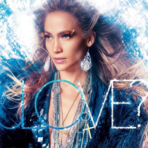 jennifer lopez love cover art. (Album jennifer lopez love