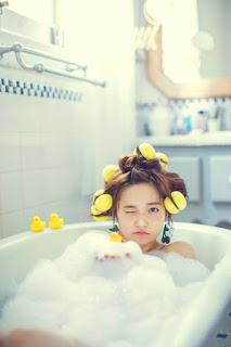 Shimazaki-Haruka-Fashion-Photobook-Take-Bath