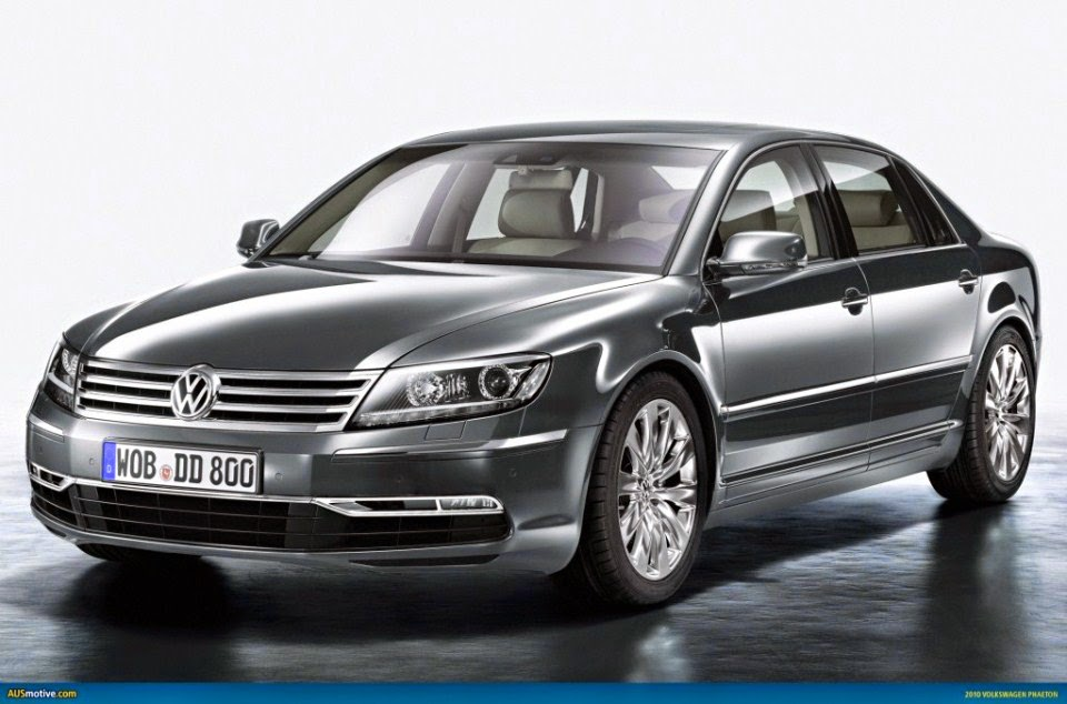 2014 Volkswagen Phaeton Wallpapers HD