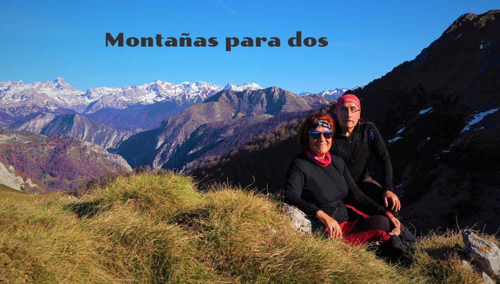 Montañas para dos