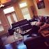 Photo: Davido shows off inside his home in Atlanta