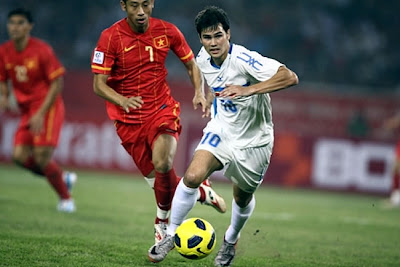Azkals vs Vietnam - SEA games