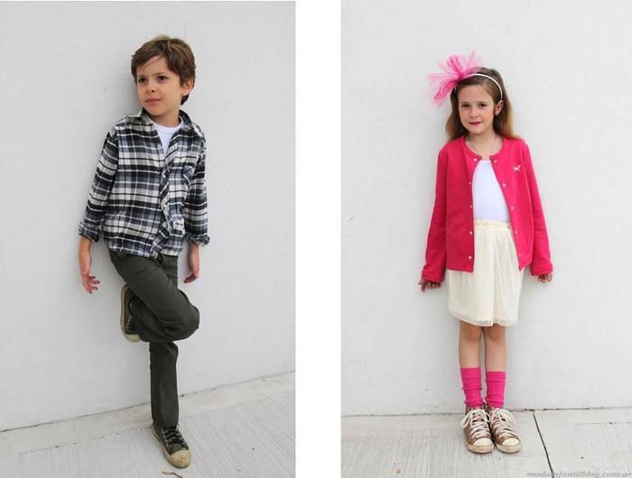 Moda para niños invierno 2014 Niños Eyre.