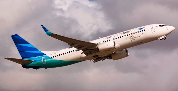 Garuda Indonesia, Boeing 737-800 Next Generation. ZonaAero