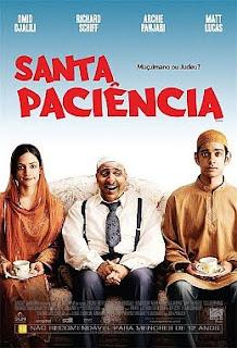 Filme Poster Santa Paciência DVDRip XviD Dual Audio & RMVB Dublado