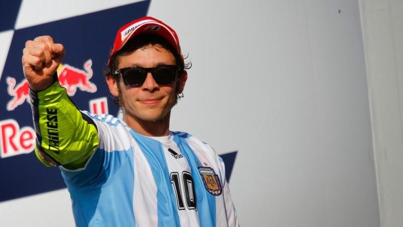 Sementara itu, Posisi Runner up diraih pembalap Ducati Andrea Dovizioso. Sementara untuk podium ketiga di berhasil dipertahankan oleh  Pembalap CWM LCR Honda, Cal Crutchlow. Akan Tetap yang paling bergembira di GP Argentina kali ini tentu saja pembalap legendaris Valentino Rossi.