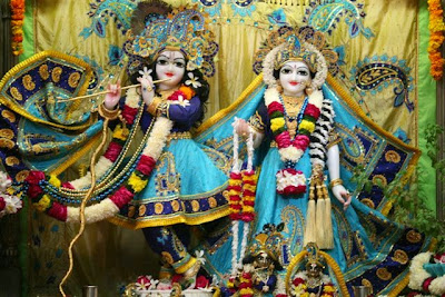 Sri Sri Radha Vrindavana Chandra - Photos, Darshan, Glimpses - RVCTD