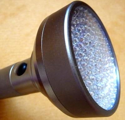 Taschenlampe mit LED
