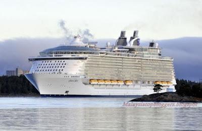 Kapal Persiaran Paling Besar