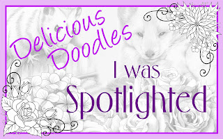 Delicious Doodles : Spotlight ! :-))