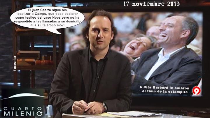 Antiguo humorcillet cuarto milenio sin not cias de camps for Noticias cuarto milenio