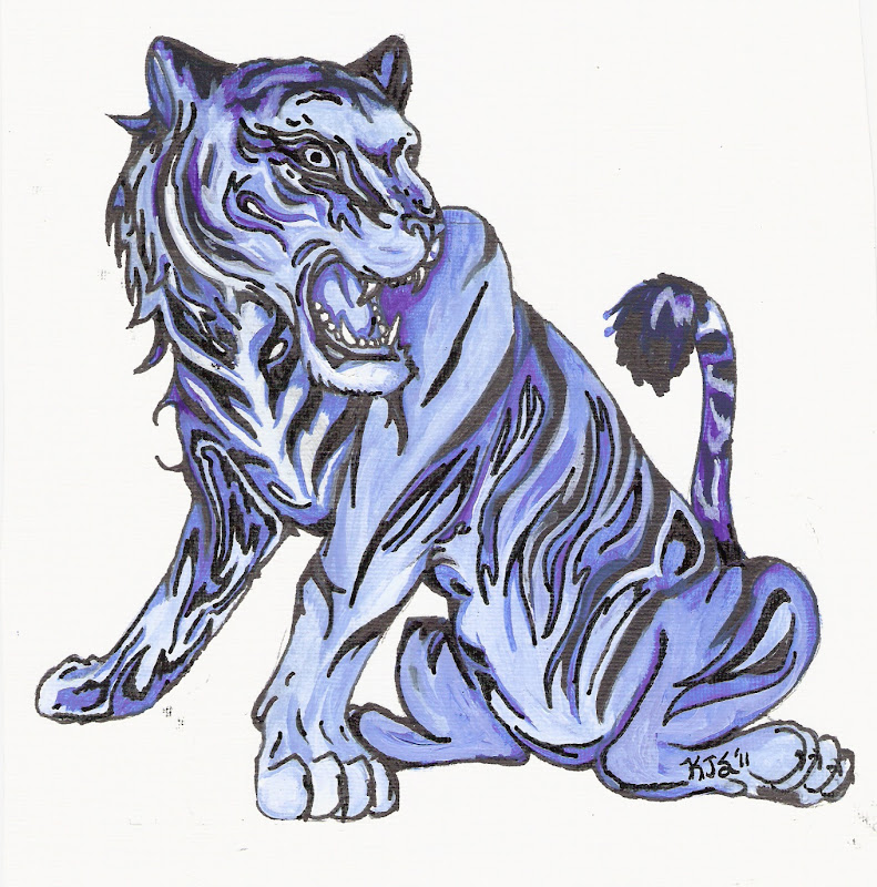 tiger sleeve tattoo designs title=