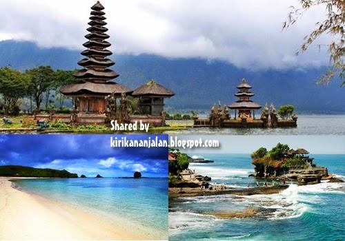 Daftar Tempat Wisata Paling Menarik Dan Populer di Bali