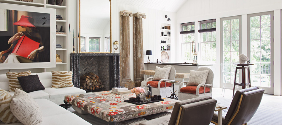 Chic Home Design And Decor Gwyneth Paltrow 39 S New Home In La