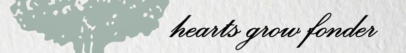 Hearts Grow Fonder Creative Greeting Cards