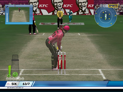 KFC Big Bash League 2012 Patch