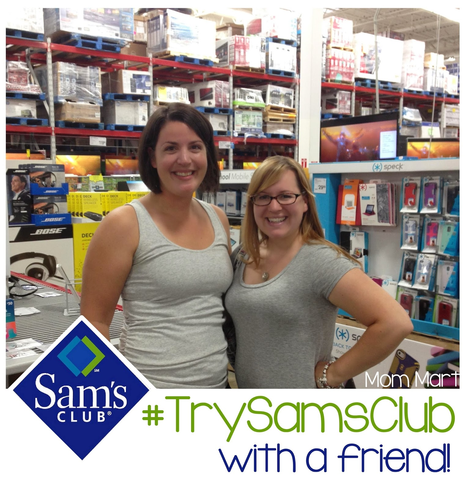 Getting ready to travel with Sam's Club & a friend #TrySamsClub #shop #CollectiveBias #CBias Bring a friend