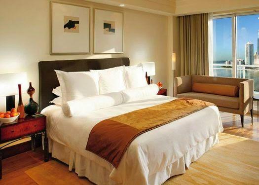 Desain kamar tidur hotel 8