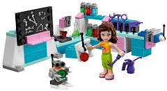 LEGO Friends - Inventor's Workshop set