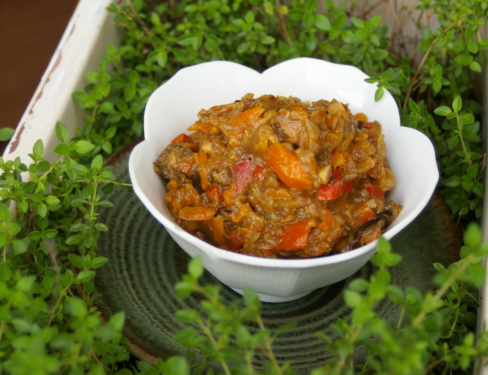 I need a recipe for eggplant caviar. To there all the pieces were))) 6
