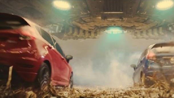 Ford compara tecnologia do New Fiesta a nave espacial
