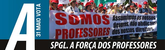 SPGL - Lista A - A FORÇA DOS PROFESSORES