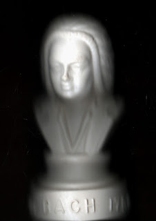 Composer bust Bach scan